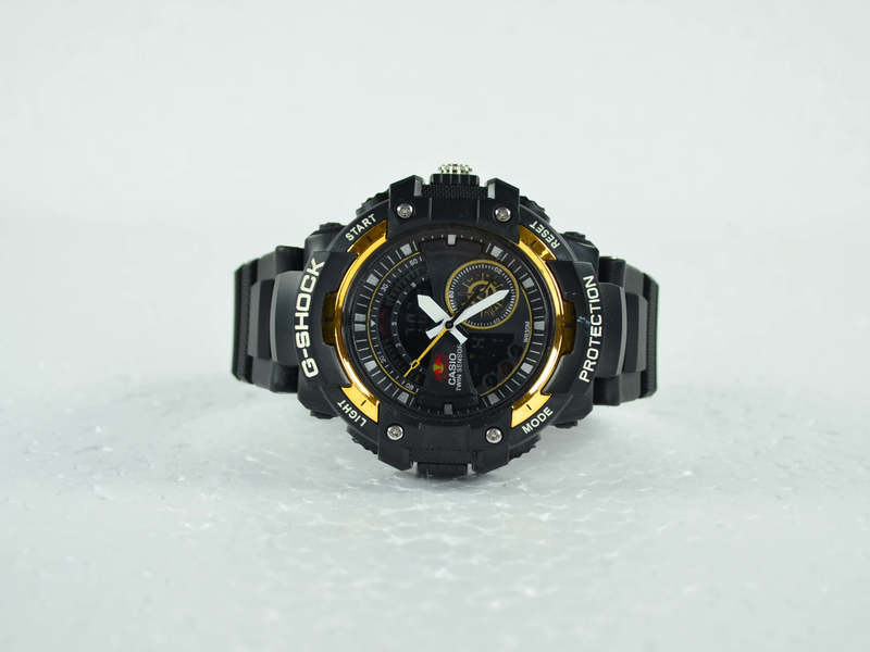 G-Shock Orange Black Watch