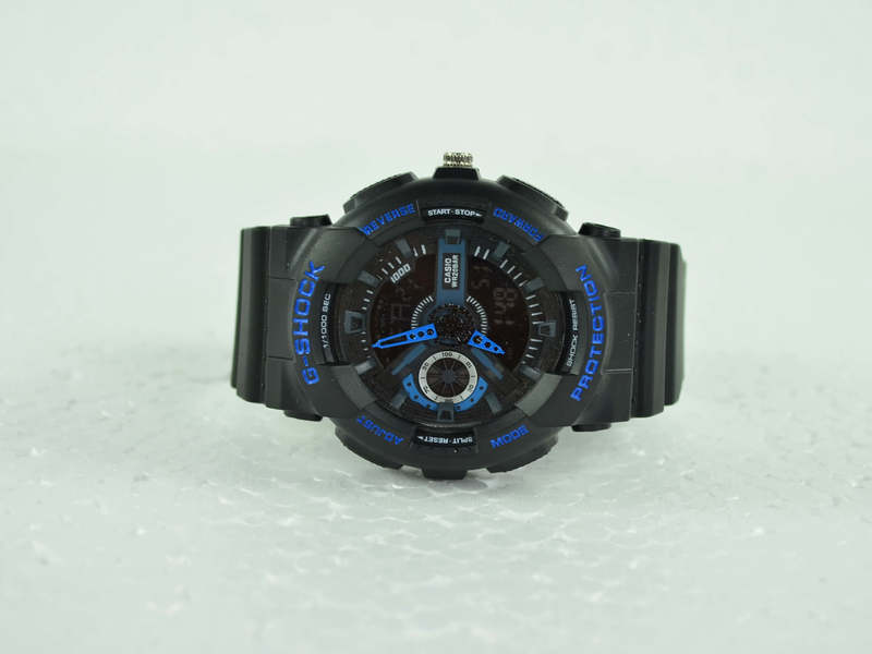 G-Shock Blue Black Watch