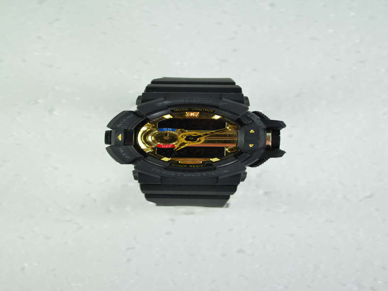 G-Shock Black Watch